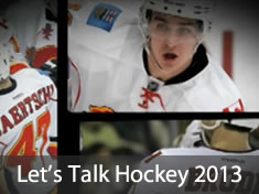 Let's Talk Hockey 2013